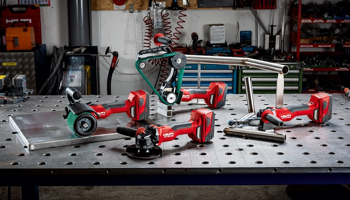 The new range of tools for metal fabrication can improve your performance