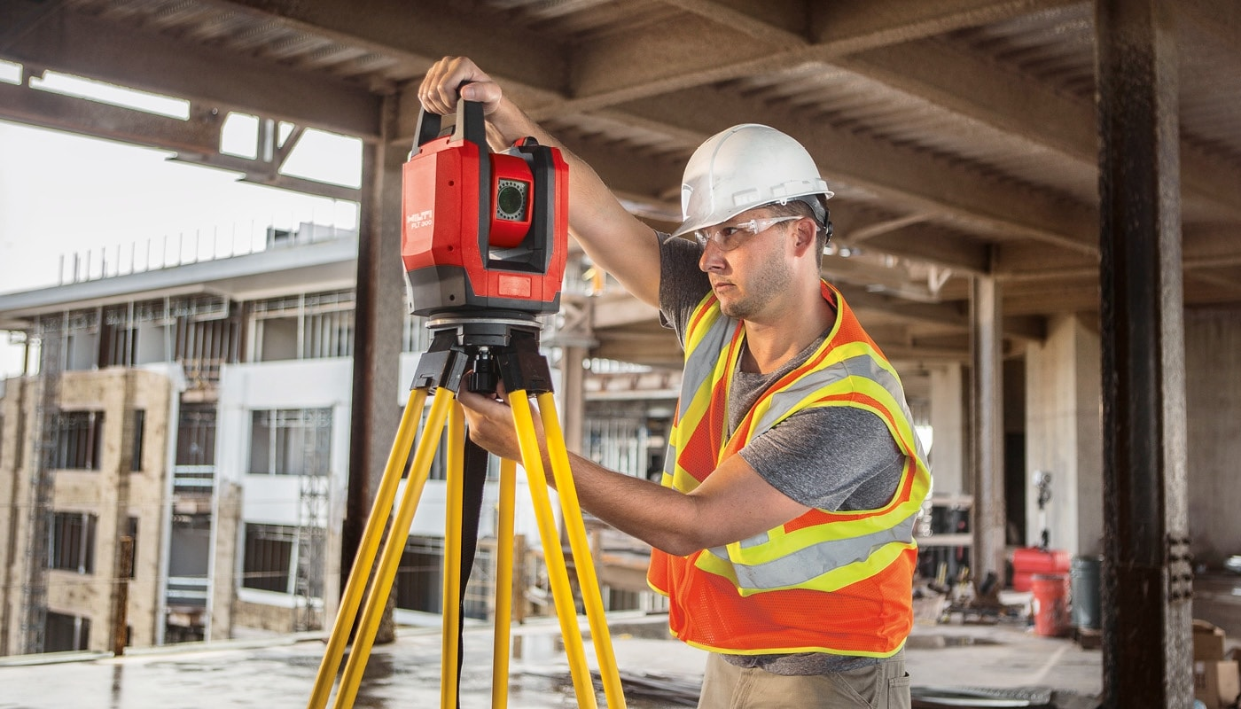 Hilti Advanced Layout Solutions