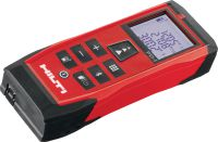 PD-I Robust laser meter with smart measuring functions and Bluetooth connectivity for interior applications up to 100 m