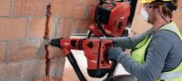 TE 60-ATC-AVR Versatile and powerful SDS Max (TE-Y) rotary hammer for concrete drilling and chiselling, with Active Vibration Reduction (AVR) and Active Torque Control (ATC) Applications 3