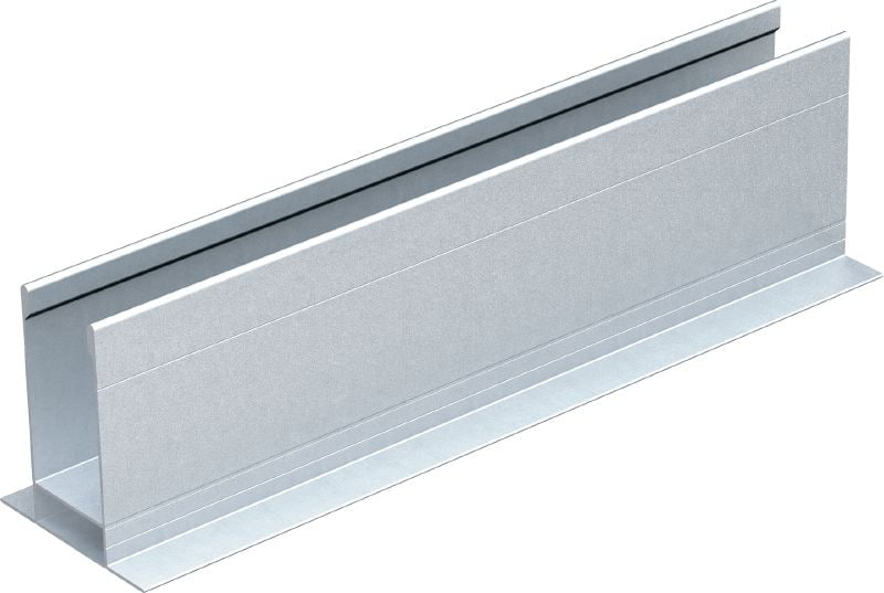 MFT-S2S TT High-strength load-bearing profile as part of the floor-spanning S2S system