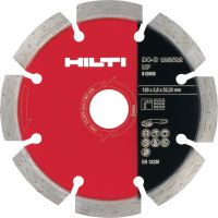 UP (Universal Performance) Premium diamond blade for cutting in multiple base materials