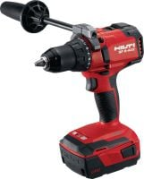 SF 6-A22 (02) Cordless drill driver Power class cordless 22V drill driver with Active Torque Control and electronic clutch for universal use on wood, metal and other materials