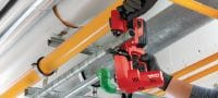 SB 4-A22 Cordless band saw with 22V battery and LED light, for cutting thicknesses up to 63.5 mm (2 1/2) Applications 2