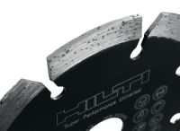 SP universal Premium diamond blade for cutting in multiple base materials
