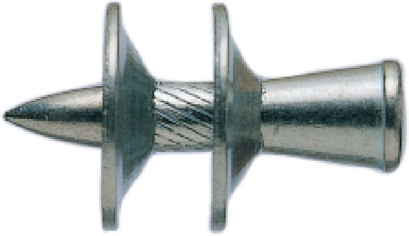 X-ENP HVB Single nail for fastening shear connectors to steel structures with powder-actuated nailers