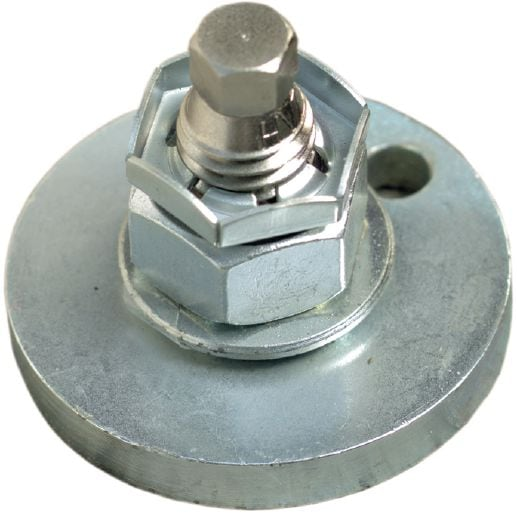 Filling washer (stainless steel) Set for filling the annular gap in mechanical and chemical anchors (A4 stainless steel)